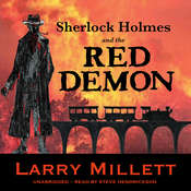 Sherlock Holmes and the Red Demon: A Minnesota Mystery Audiobook, by Larry Millett