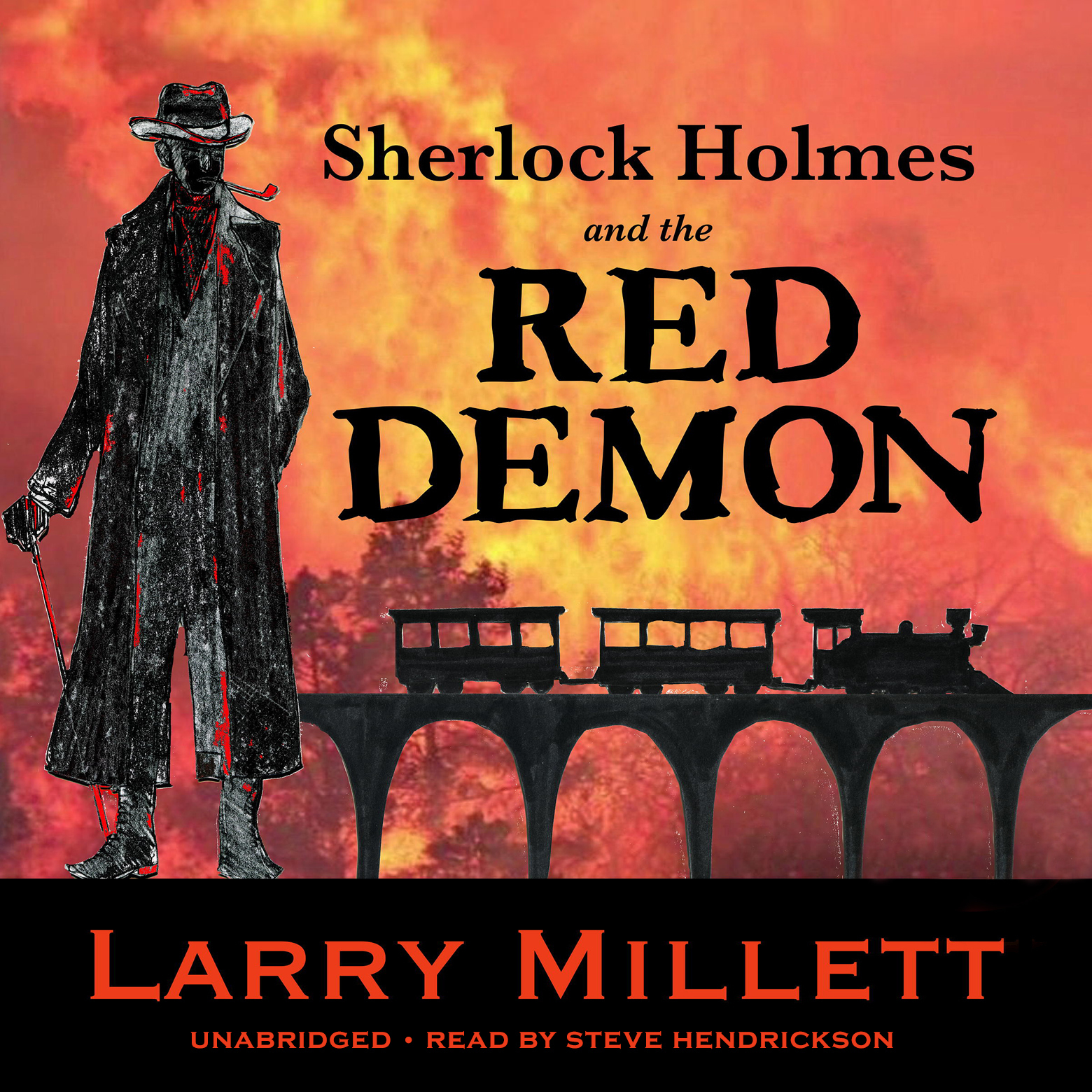 Sherlock Holmes and the Red Demon: A Minnesota Mystery Audiobook