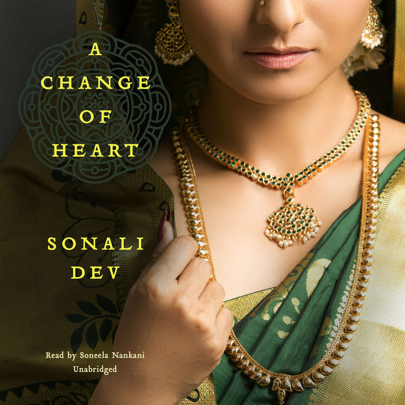 Printable A Change of Heart Audiobook Cover Art
