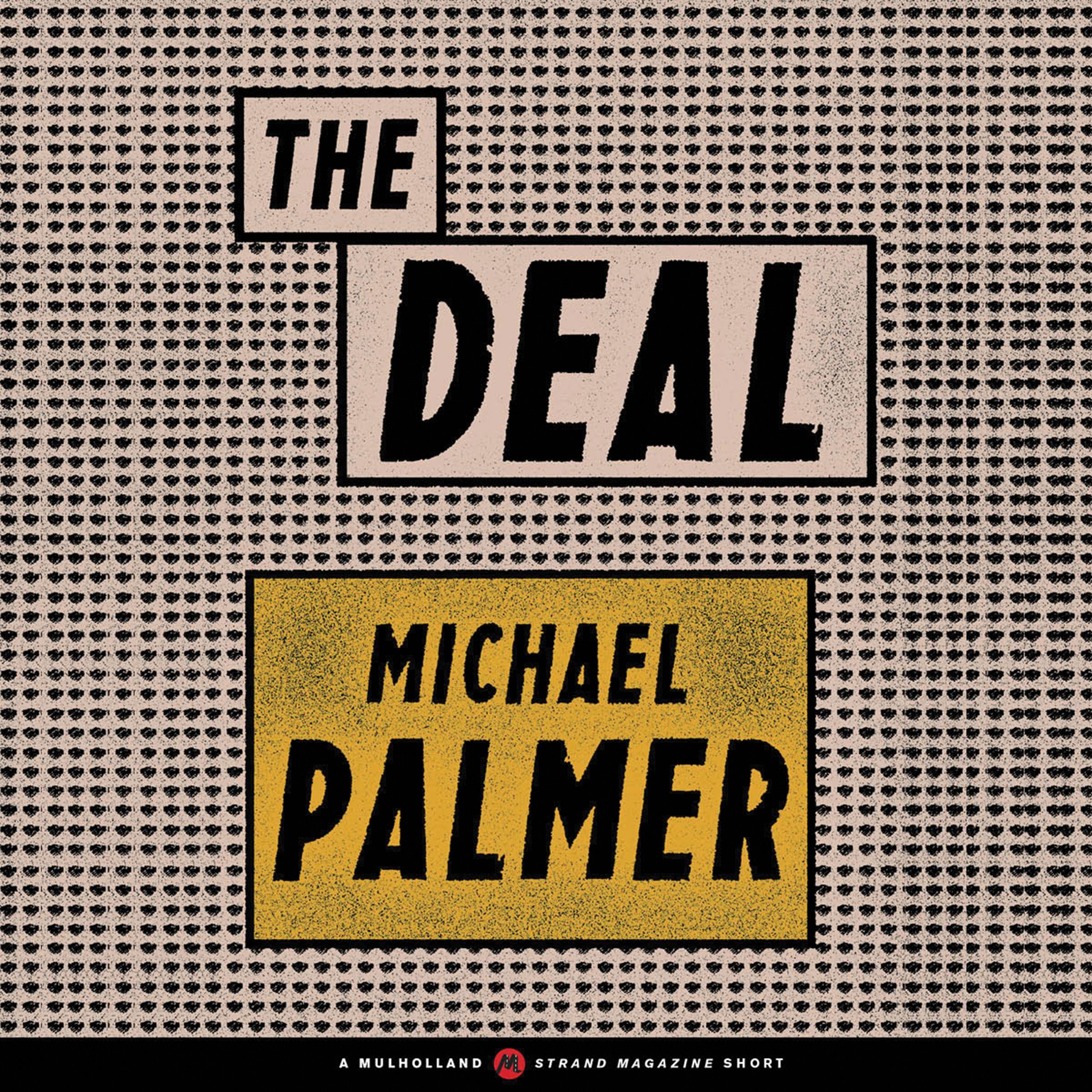 Printable The Deal Audiobook Cover Art