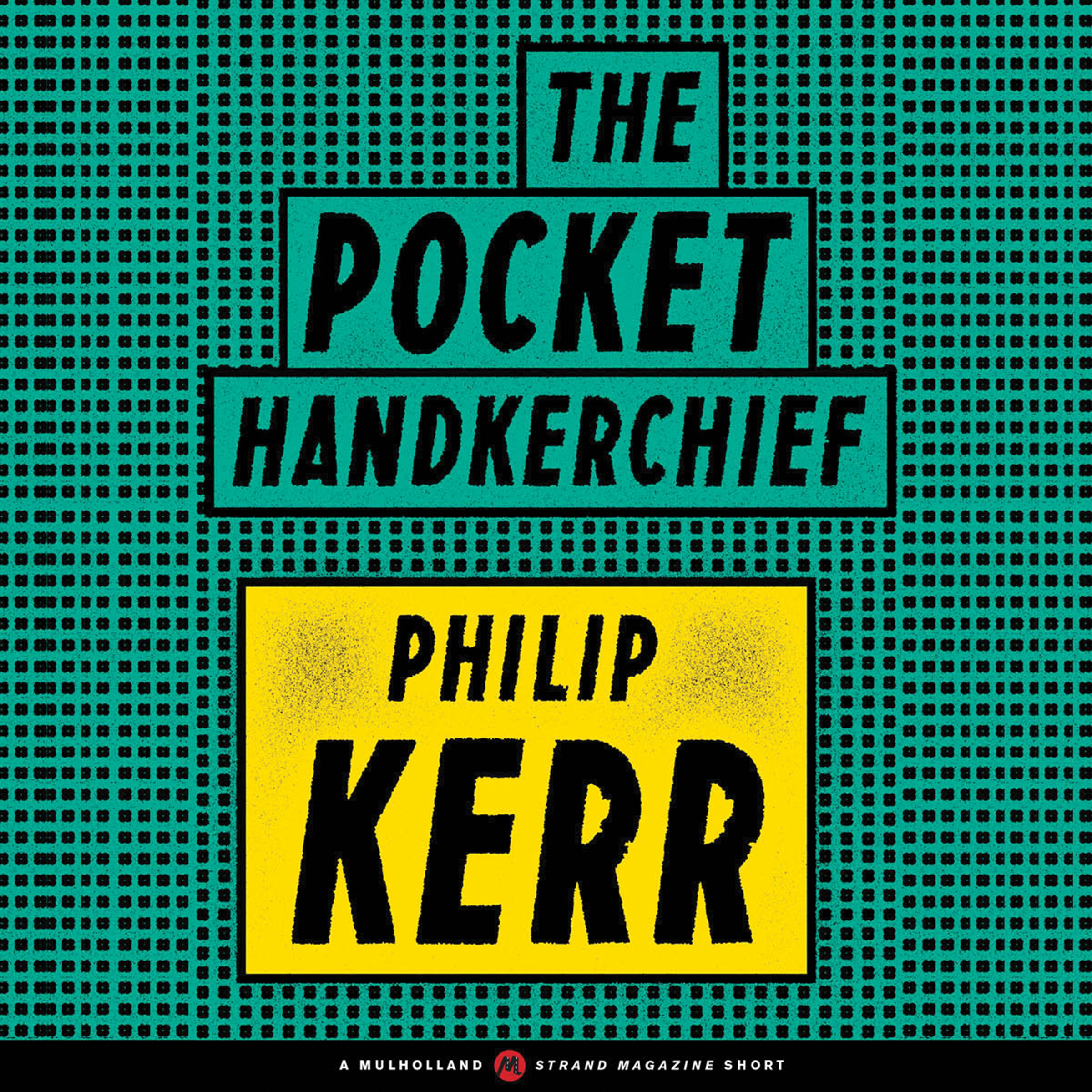 Printable The Pocket Handkerchief Audiobook Cover Art