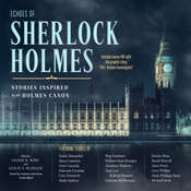 Echoes of Sherlock Holmes: Stories Inspired by the Holmes Canon Audiobook, by Laurie R. King, Leslie S. Klinger