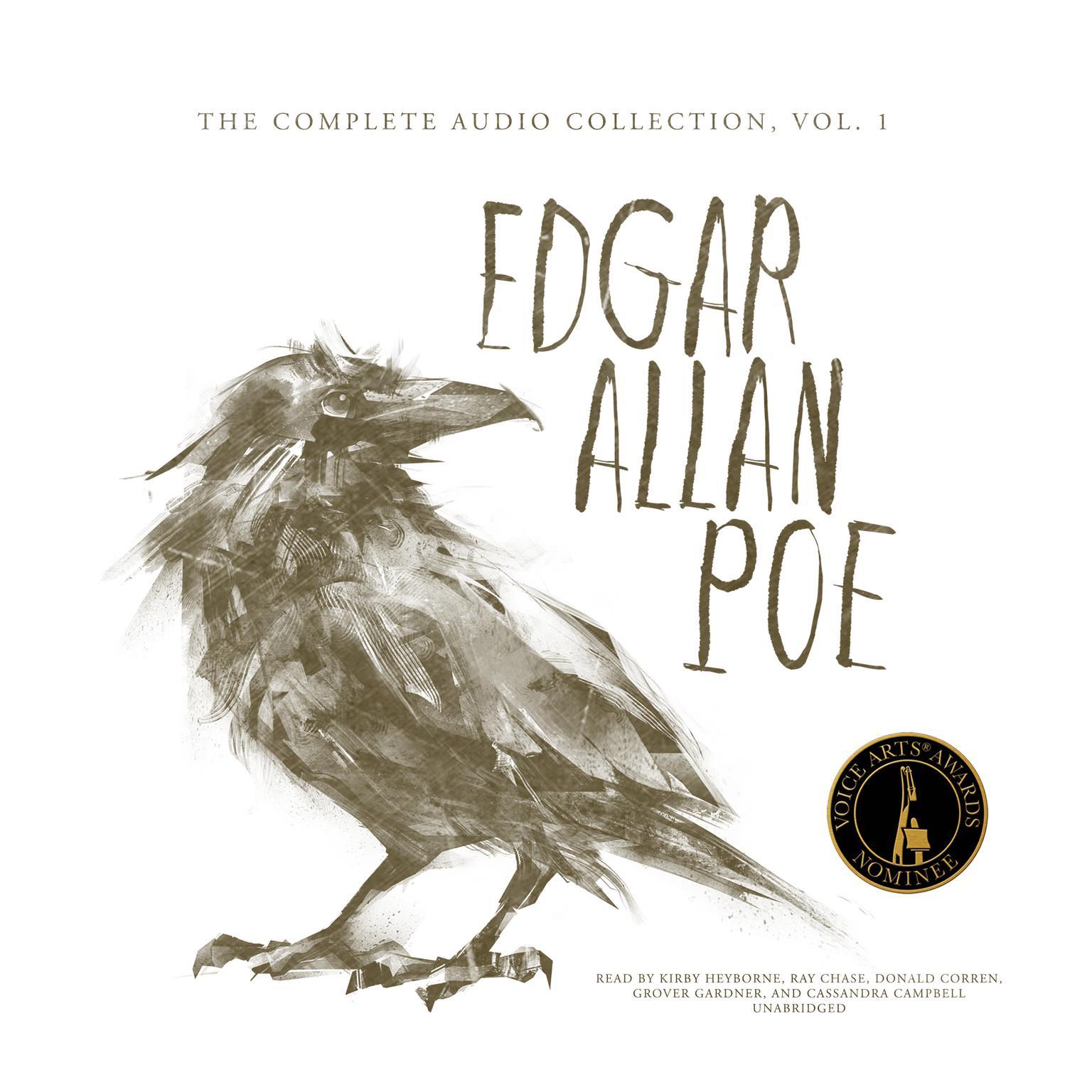 Edgar Allan Poe: The Complete Audio Collection, Vol. 1 Audiobook, by Edgar Allan Poe