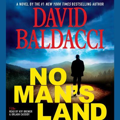 No Mans Land Audiobook, by David Baldacci