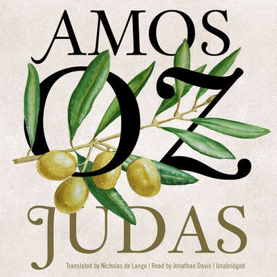 Judas Audiobook, by Amos Oz