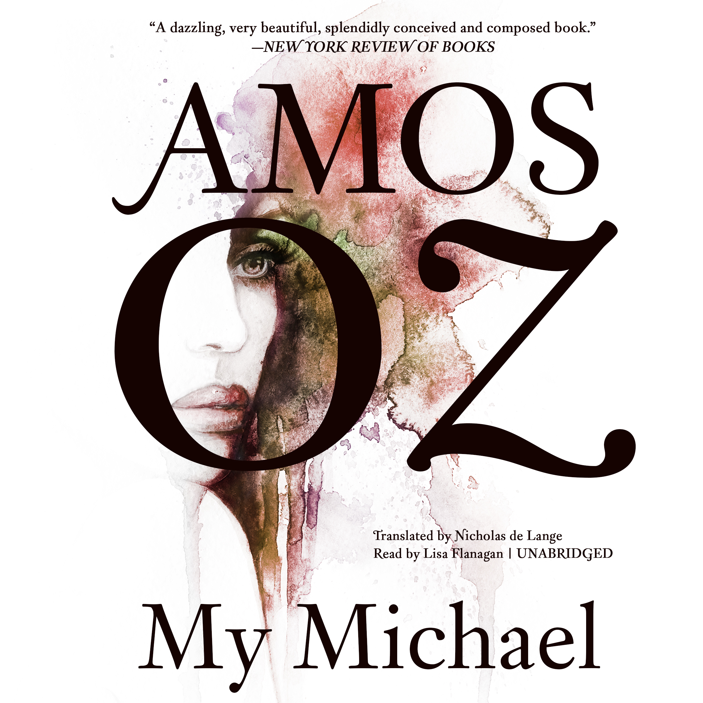 Printable My Michael Audiobook Cover Art