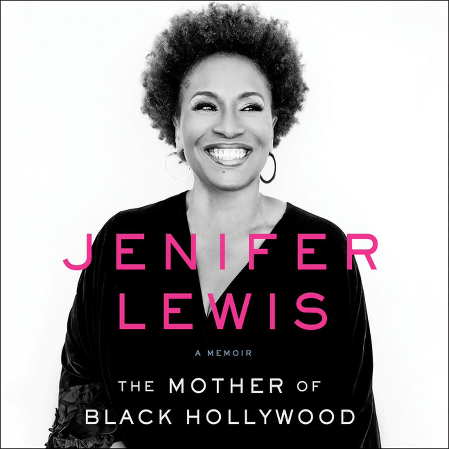 Printable The Mother of Black Hollywood: A Memoir Audiobook Cover Art