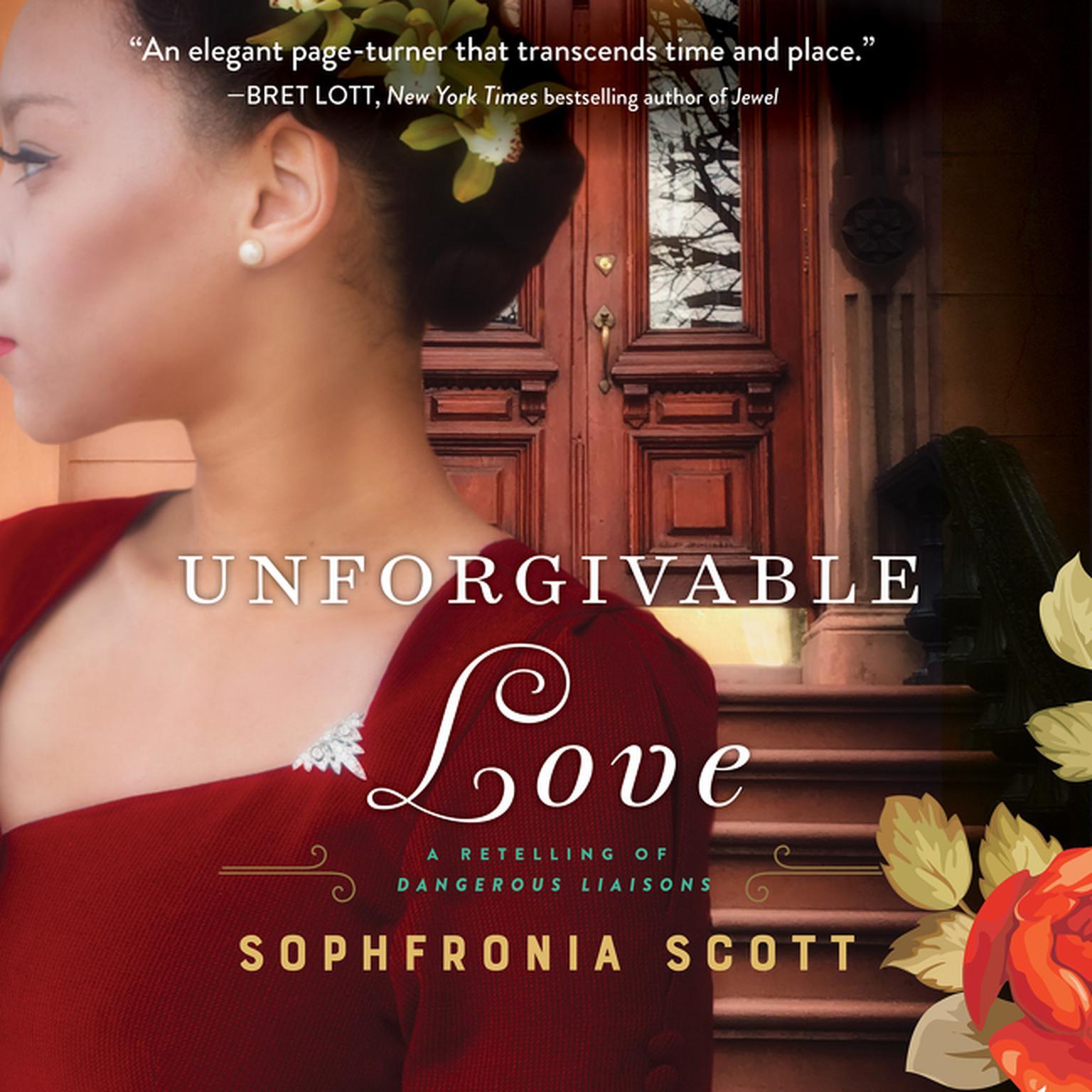 Printable Unforgivable Love: A Retelling of Dangerous Liaisons Audiobook Cover Art