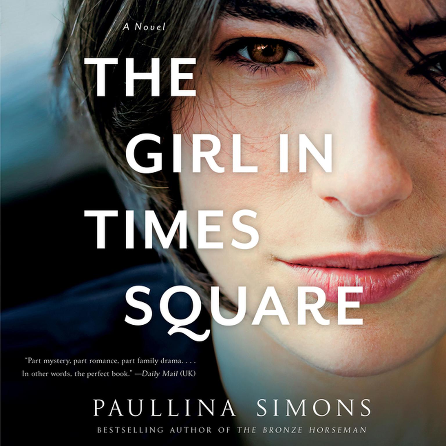 Printable The Girl in Times Square: A Novel Audiobook Cover Art