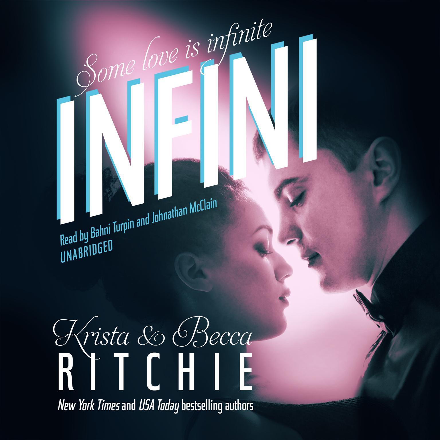 Printable Infini Audiobook Cover Art