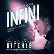 Infini Audiobook, by Becca Ritchie, Krista Ritchie