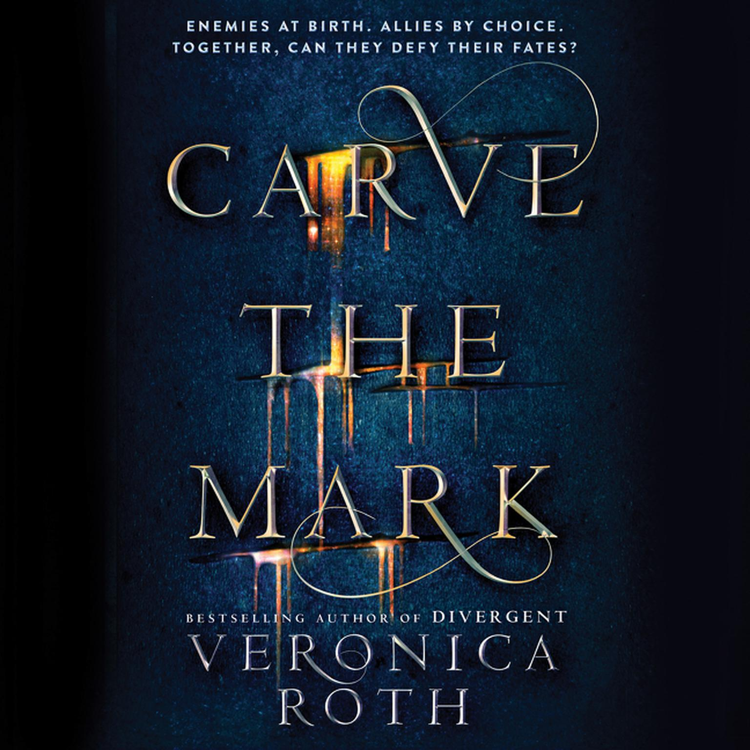 Printable Carve the Mark Audiobook Cover Art