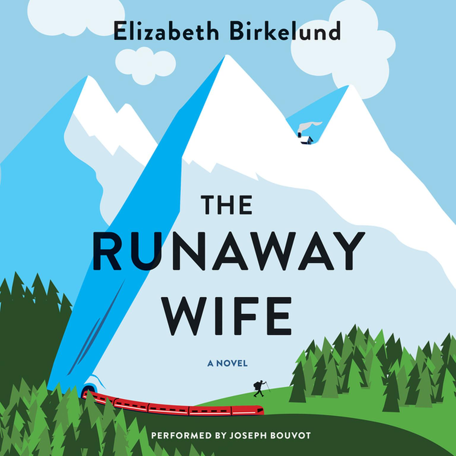 Printable The Runaway Wife: A Novel Audiobook Cover Art