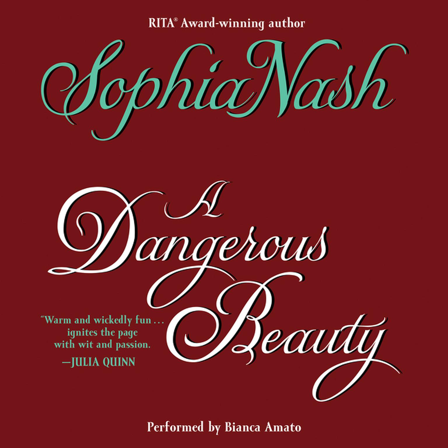 Printable A Dangerous Beauty Audiobook Cover Art