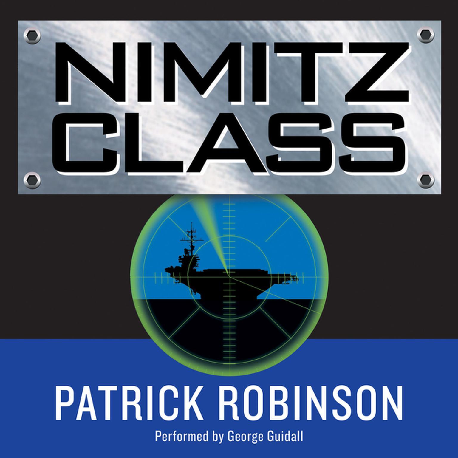 Printable Nimitz Class Audiobook Cover Art