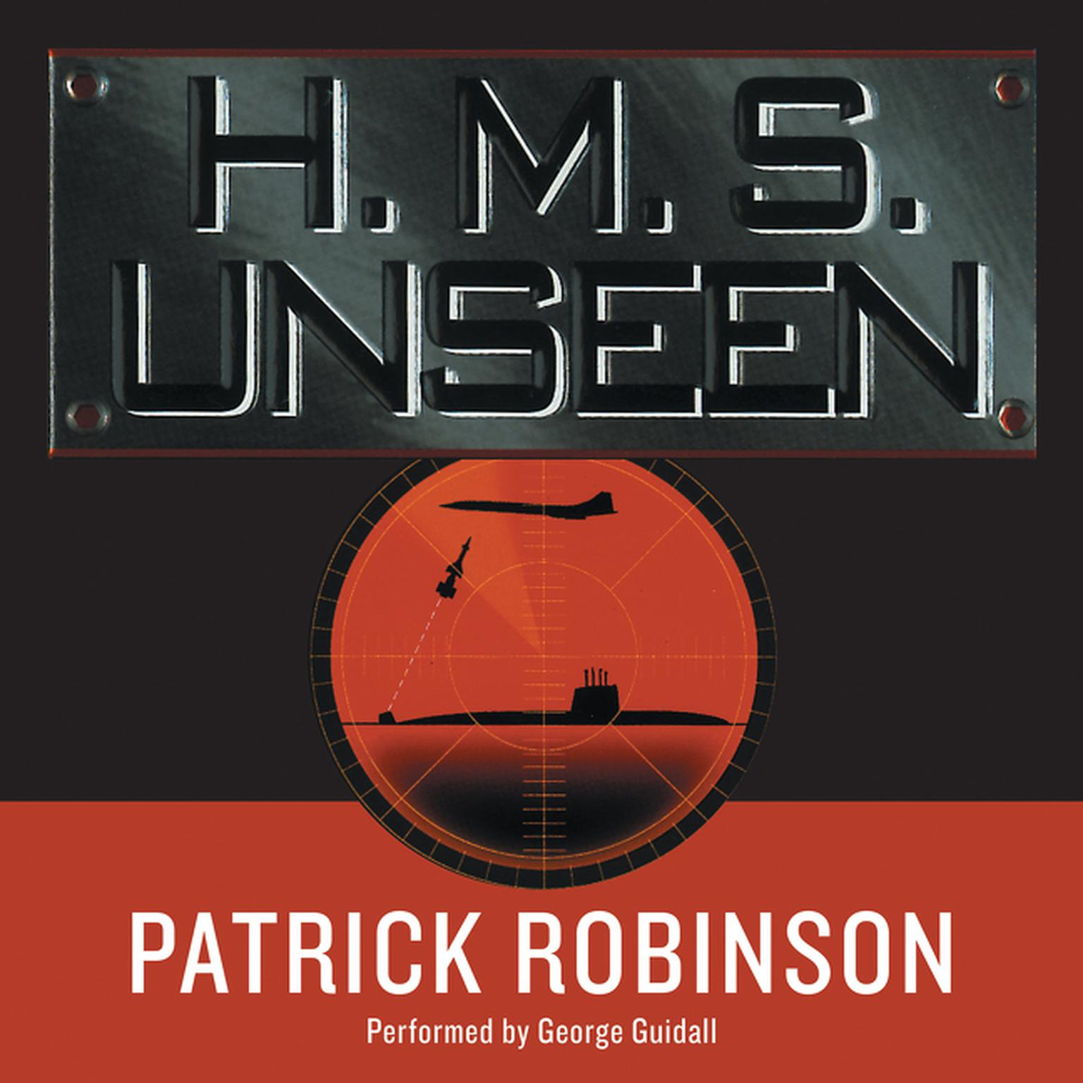 Printable H.M.S. Unseen Audiobook Cover Art