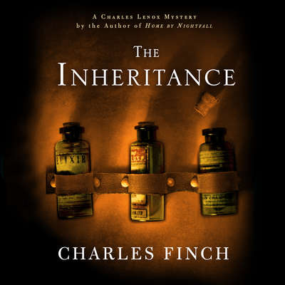 The Inheritance Audiobook, by Charles Finch