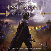 Orb Sceptre Throne Audiobook, by Ian C. Esslemont