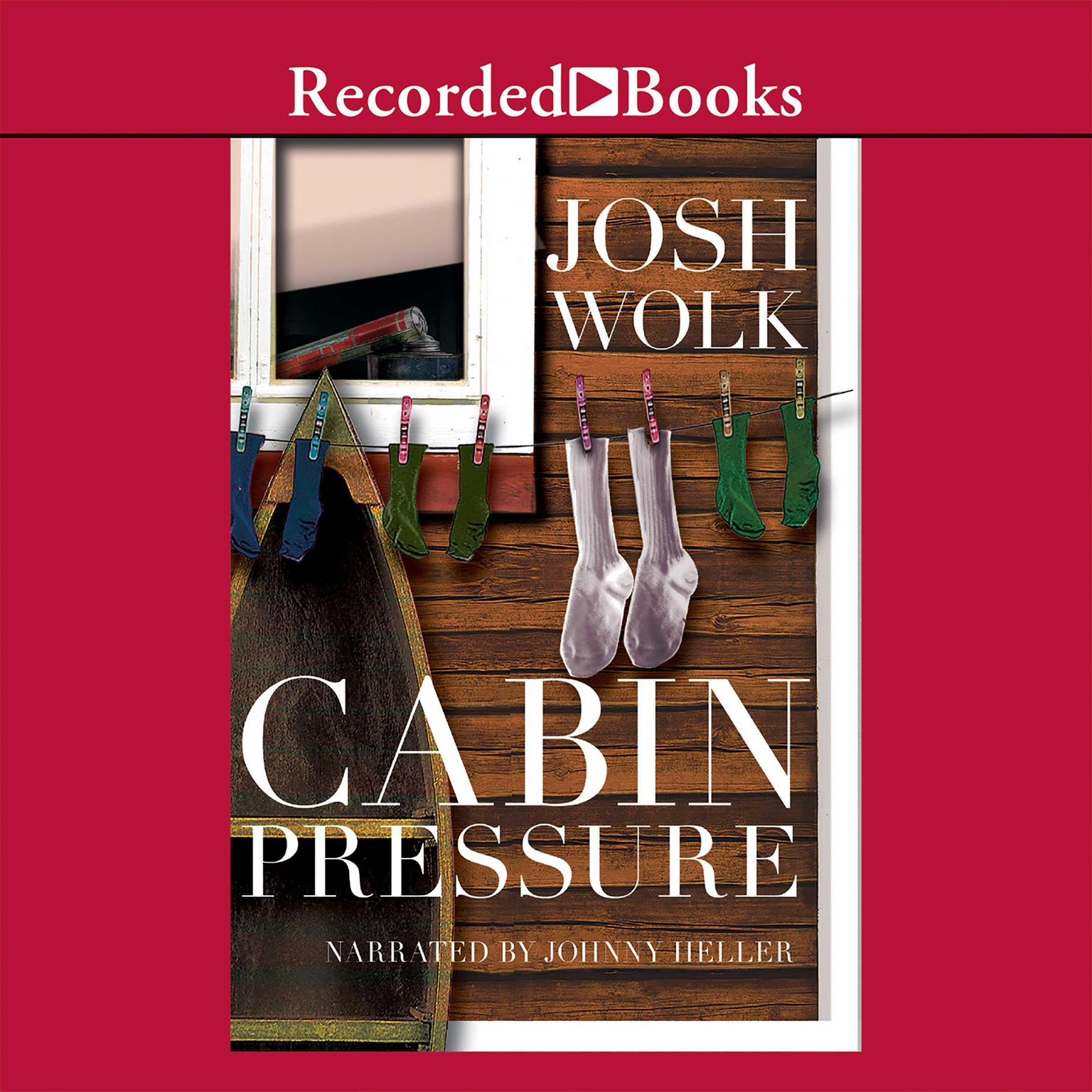 Printable Cabin Pressure: One Man's Desperate Attempt to Recapture His Youth as a Camp Counselor Audiobook Cover Art