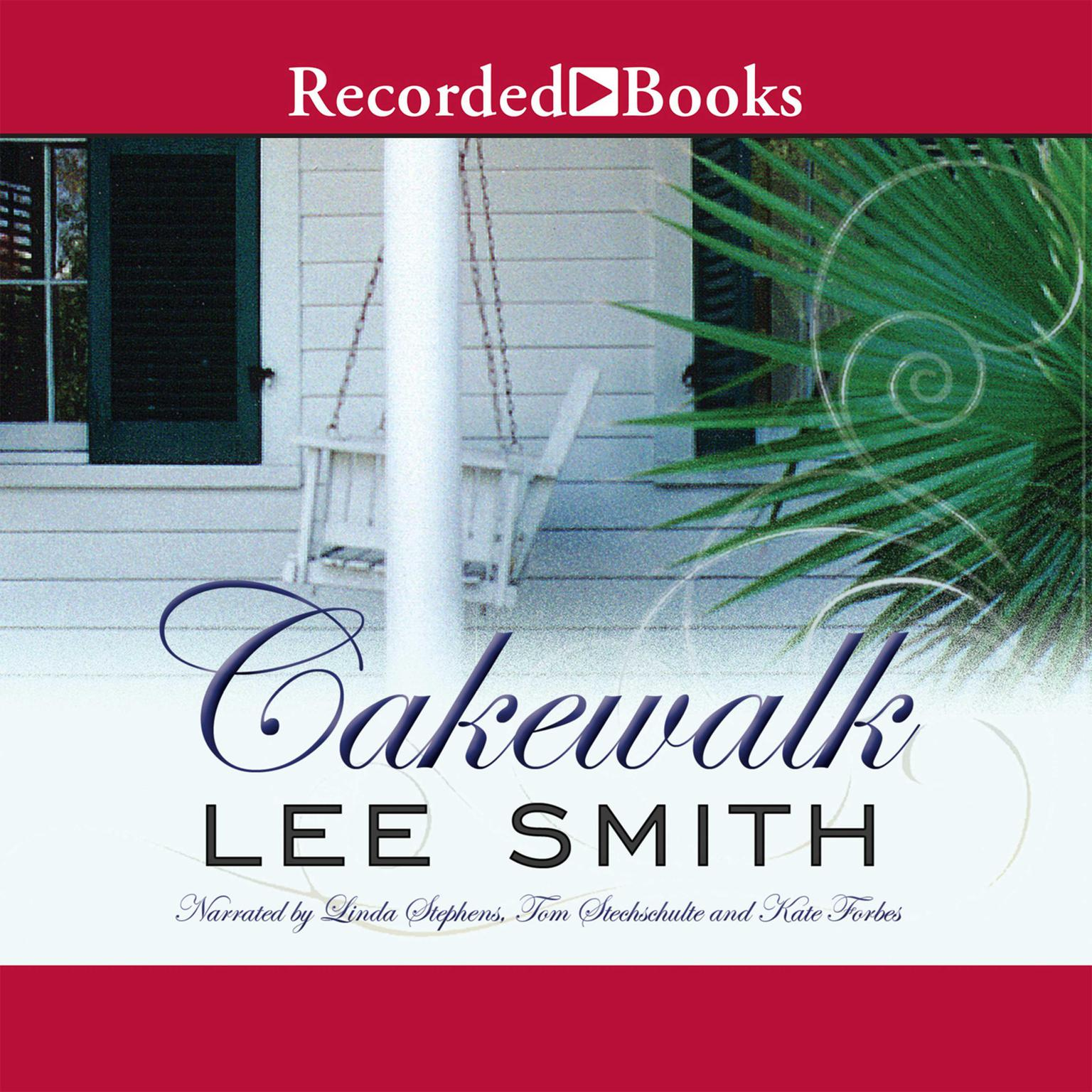 Printable Cakewalk Audiobook Cover Art