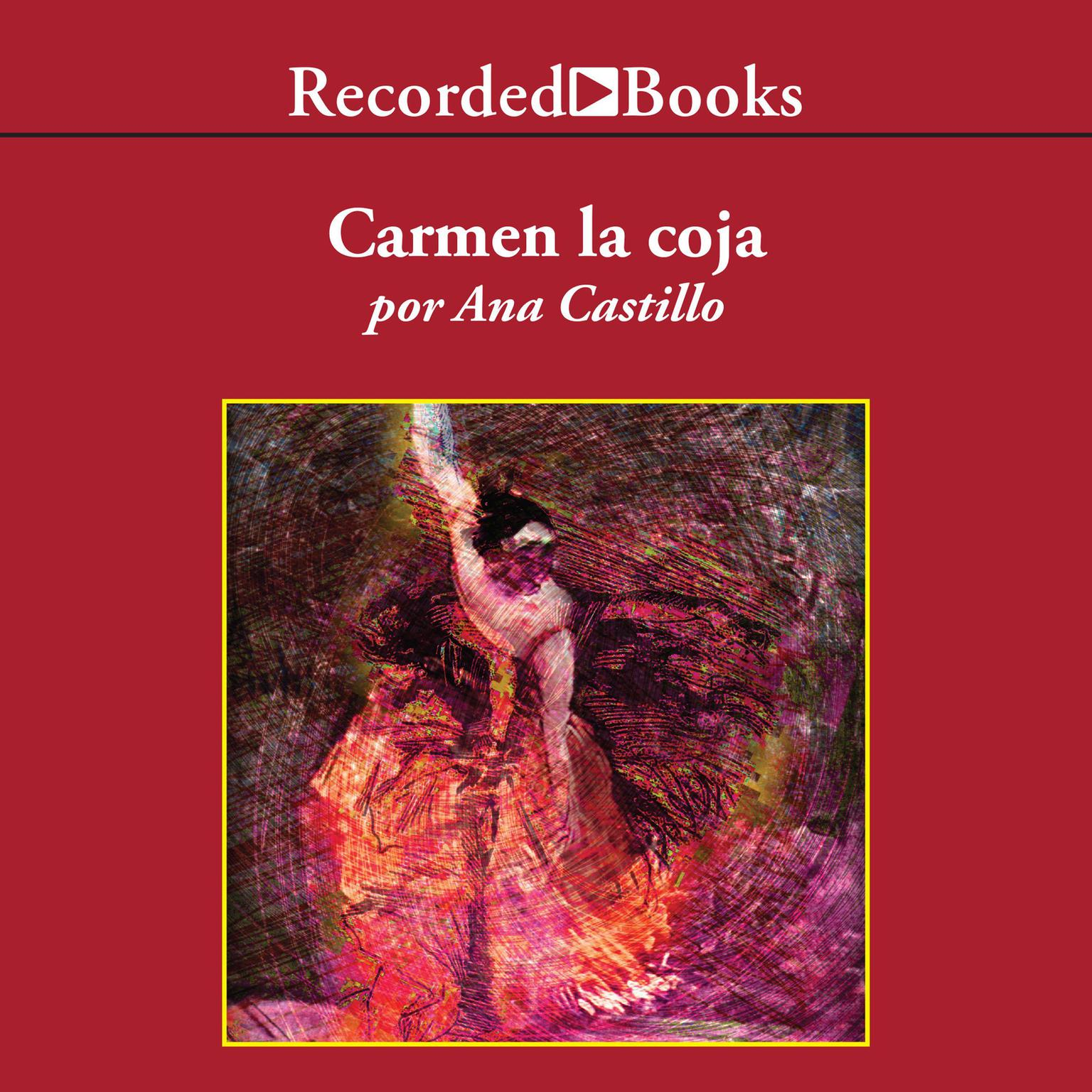 Printable Carmen la Coja Audiobook Cover Art