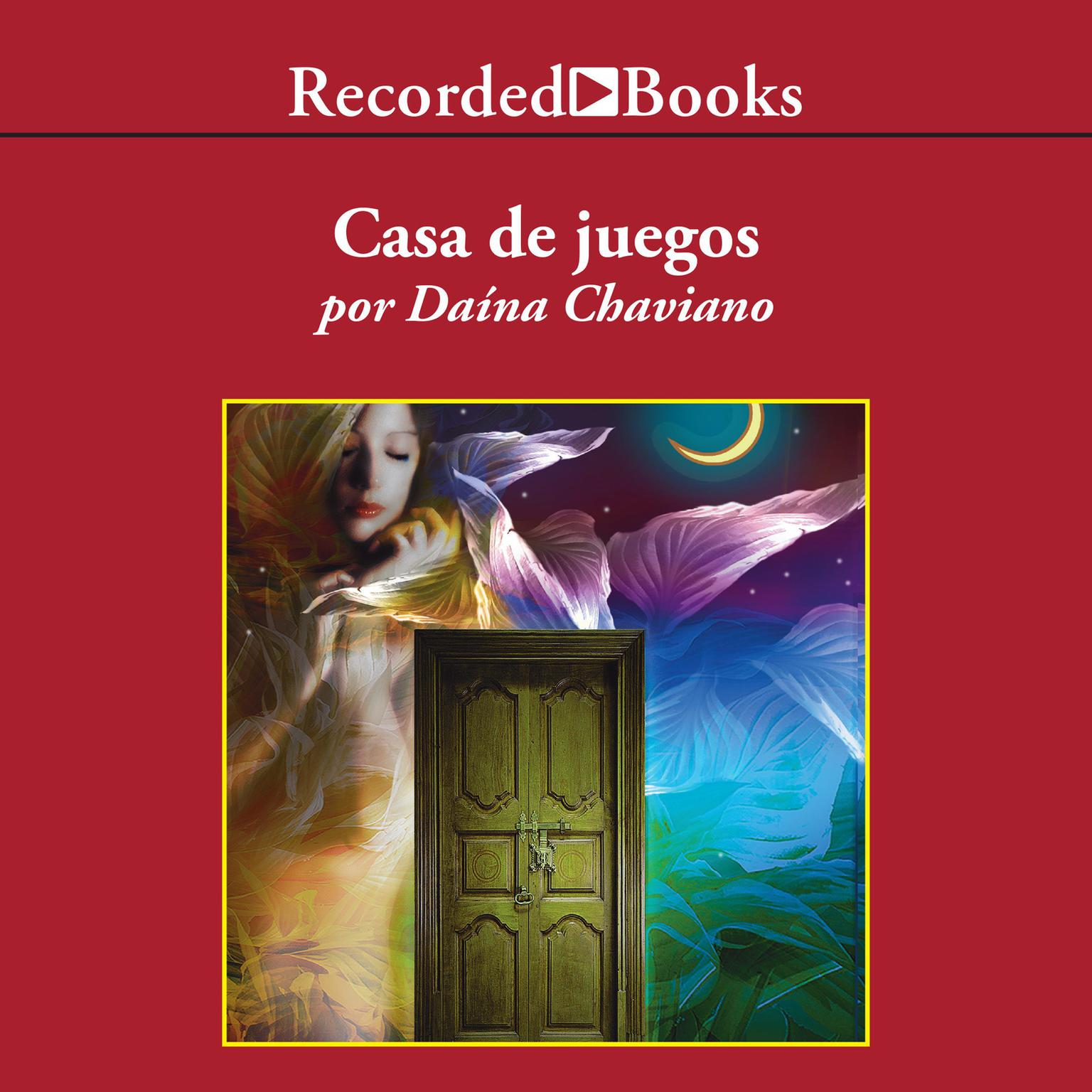 Printable Casa de juegos Audiobook Cover Art