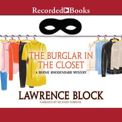 The Burglar in the Closet Audiobook, by Lawrence Block