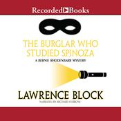 The Burglar Who Studied Spinoza Audiobook, by Lawrence Block