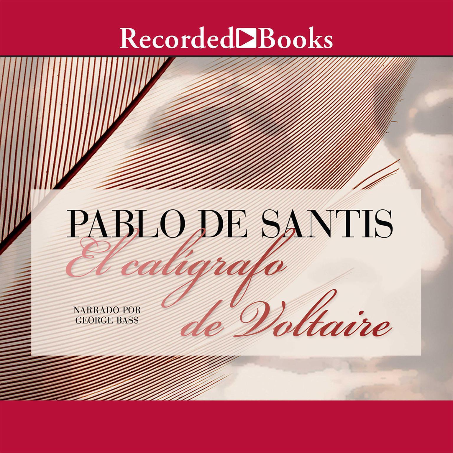 Printable Caligrafo de Voltaire, El Audiobook Cover Art