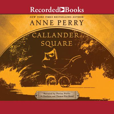 Callander Square Audiobook, by Anne Perry