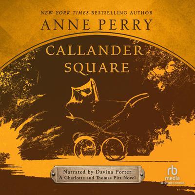 Callander Square Audiobook, by