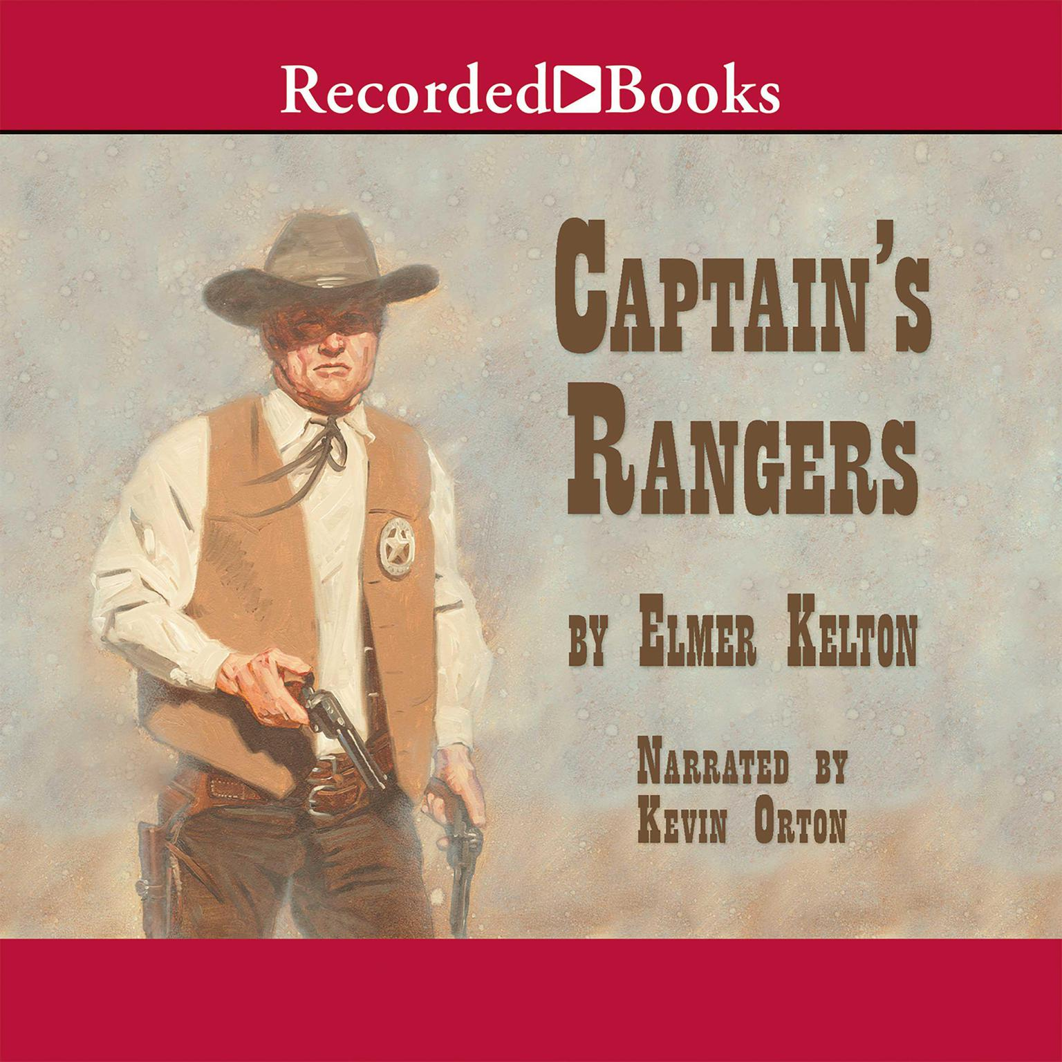 Printable Captain's Rangers Audiobook Cover Art
