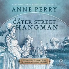 The Cater Street Hangman Audiobook, by Anne Perry