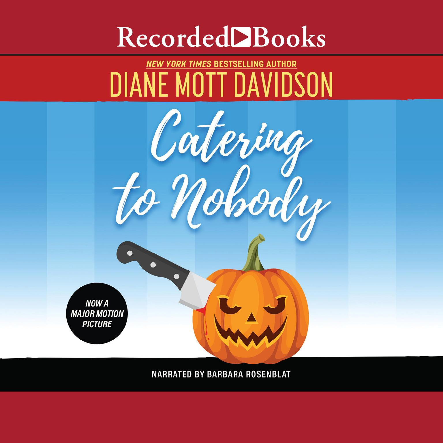 Printable Catering to Nobody Audiobook Cover Art