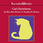Cats Eyewitness Audiobook, by Rita Mae Brown