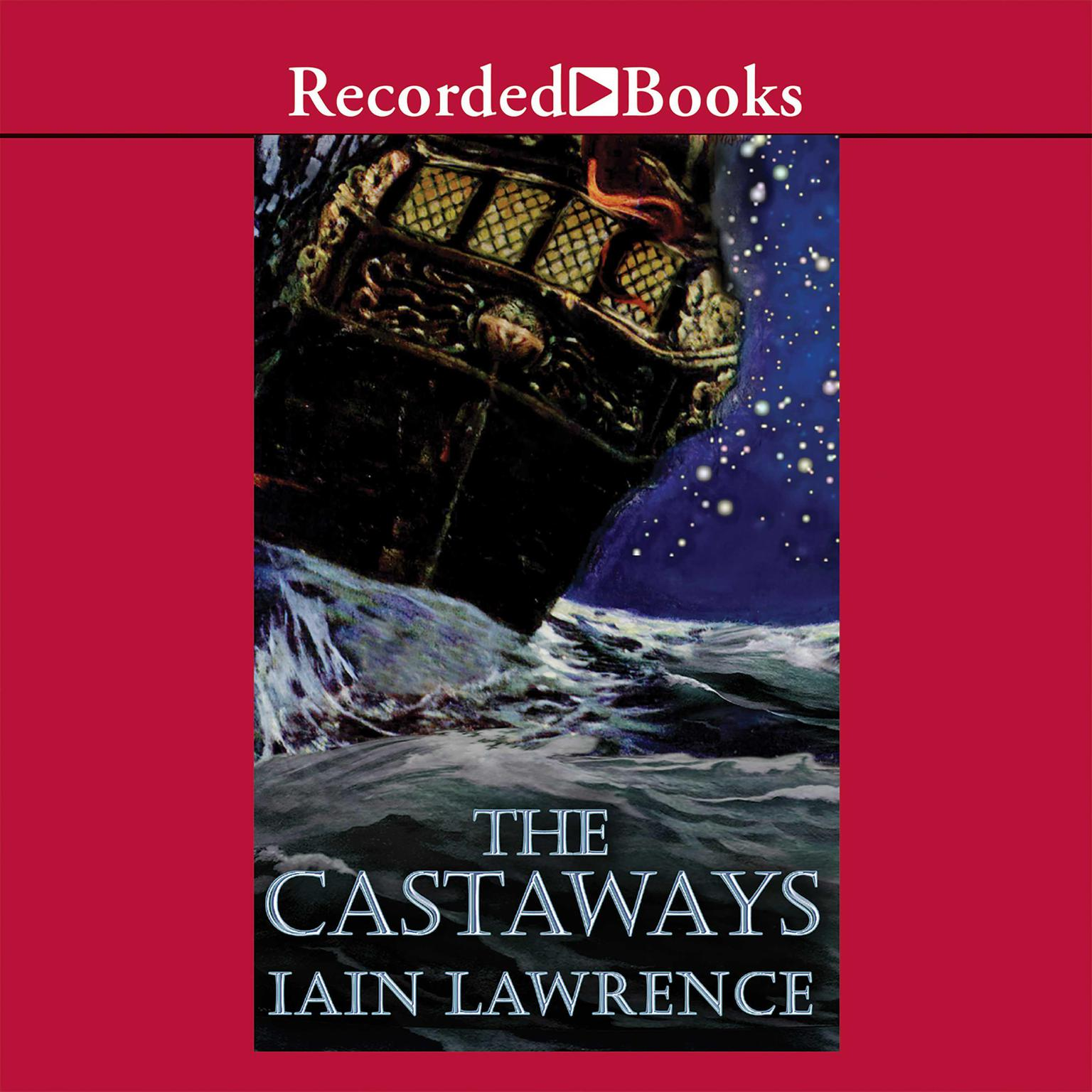 Printable The Castaways Audiobook Cover Art