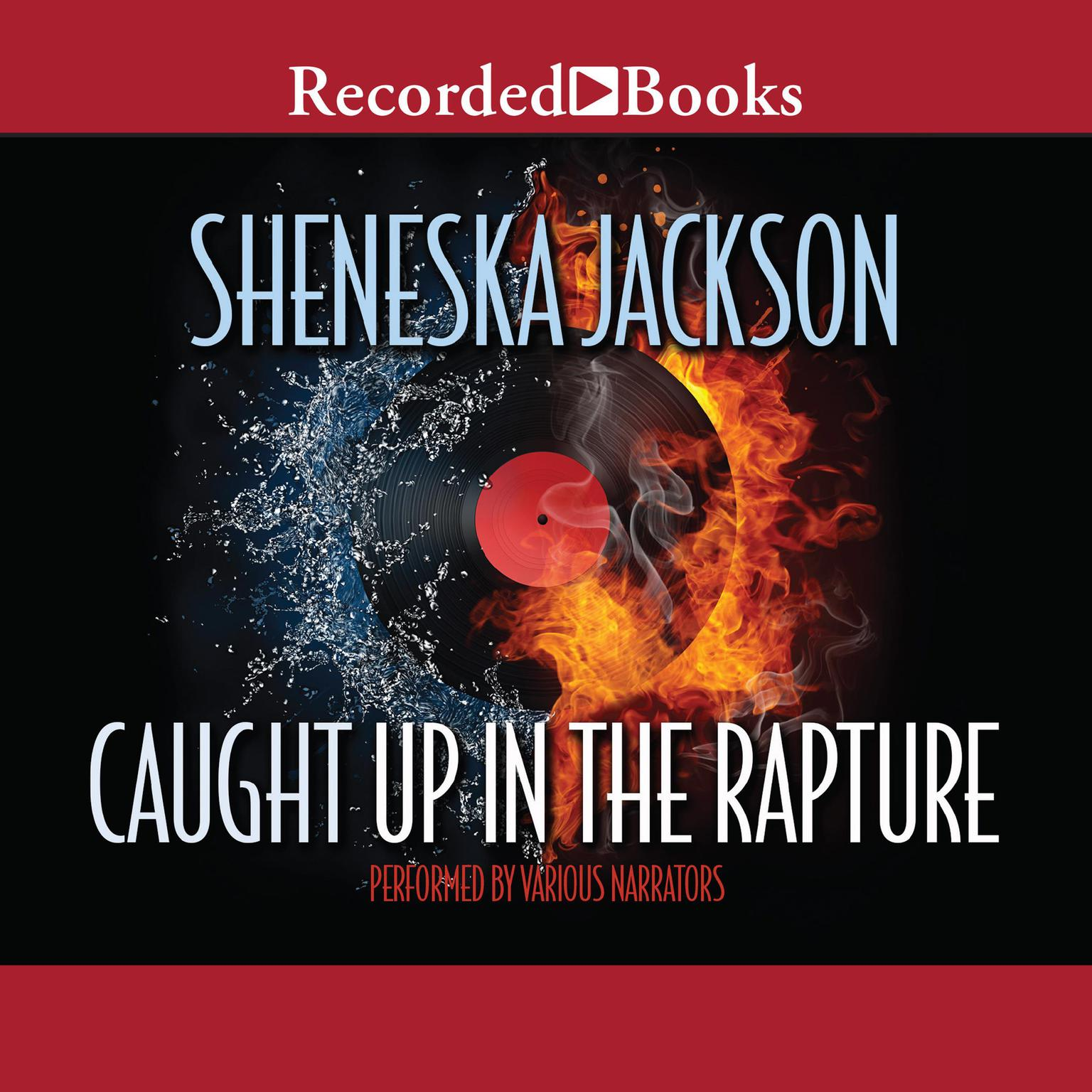 Printable Caught Up in the Rapture Audiobook Cover Art