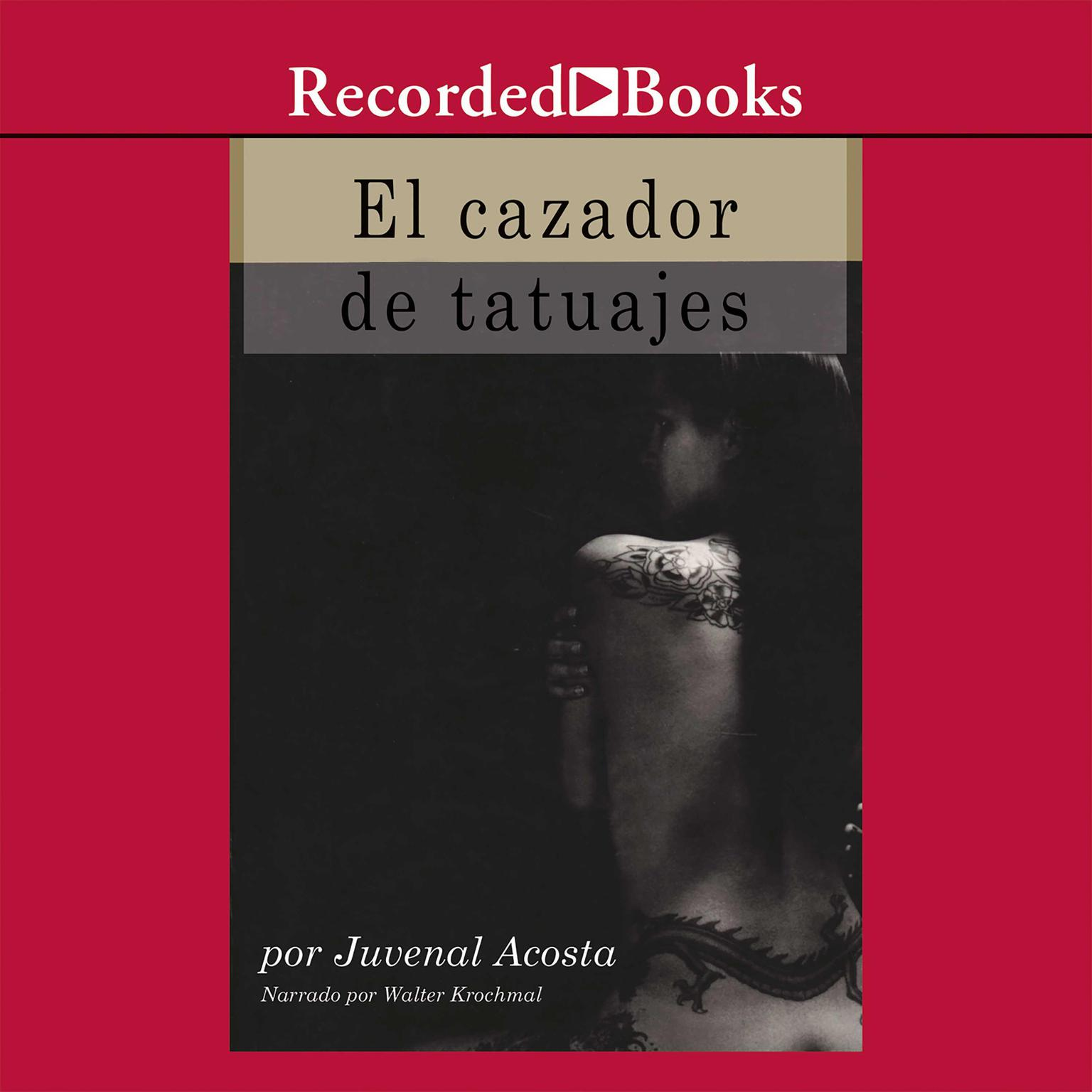 Printable cazador de tatuajes, El Audiobook Cover Art