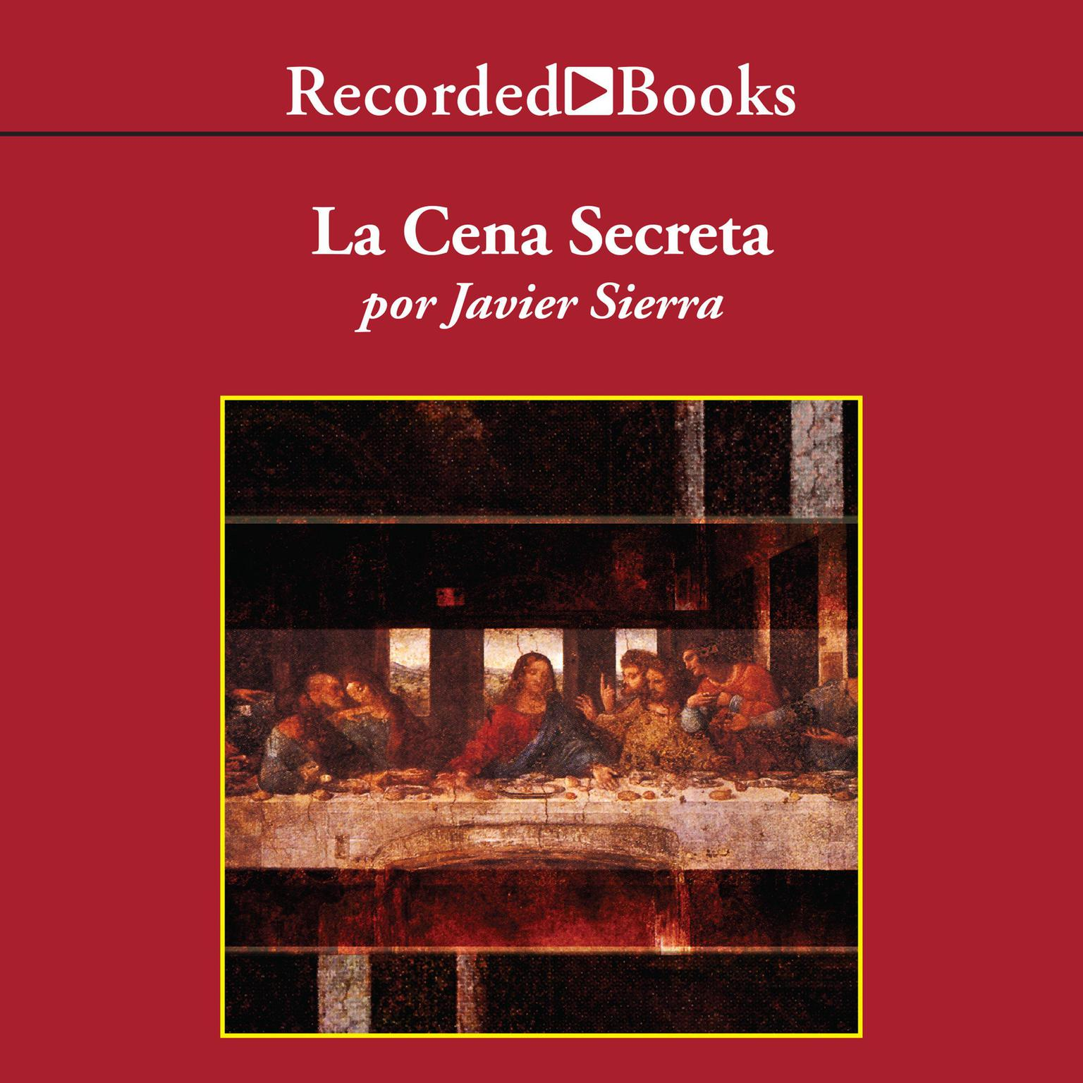 Printable cena secreta, La Audiobook Cover Art