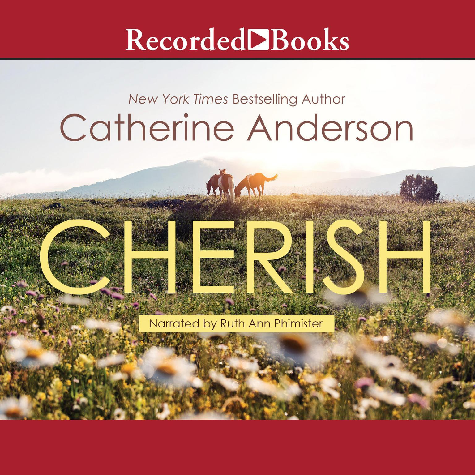 Printable Cherish Audiobook Cover Art