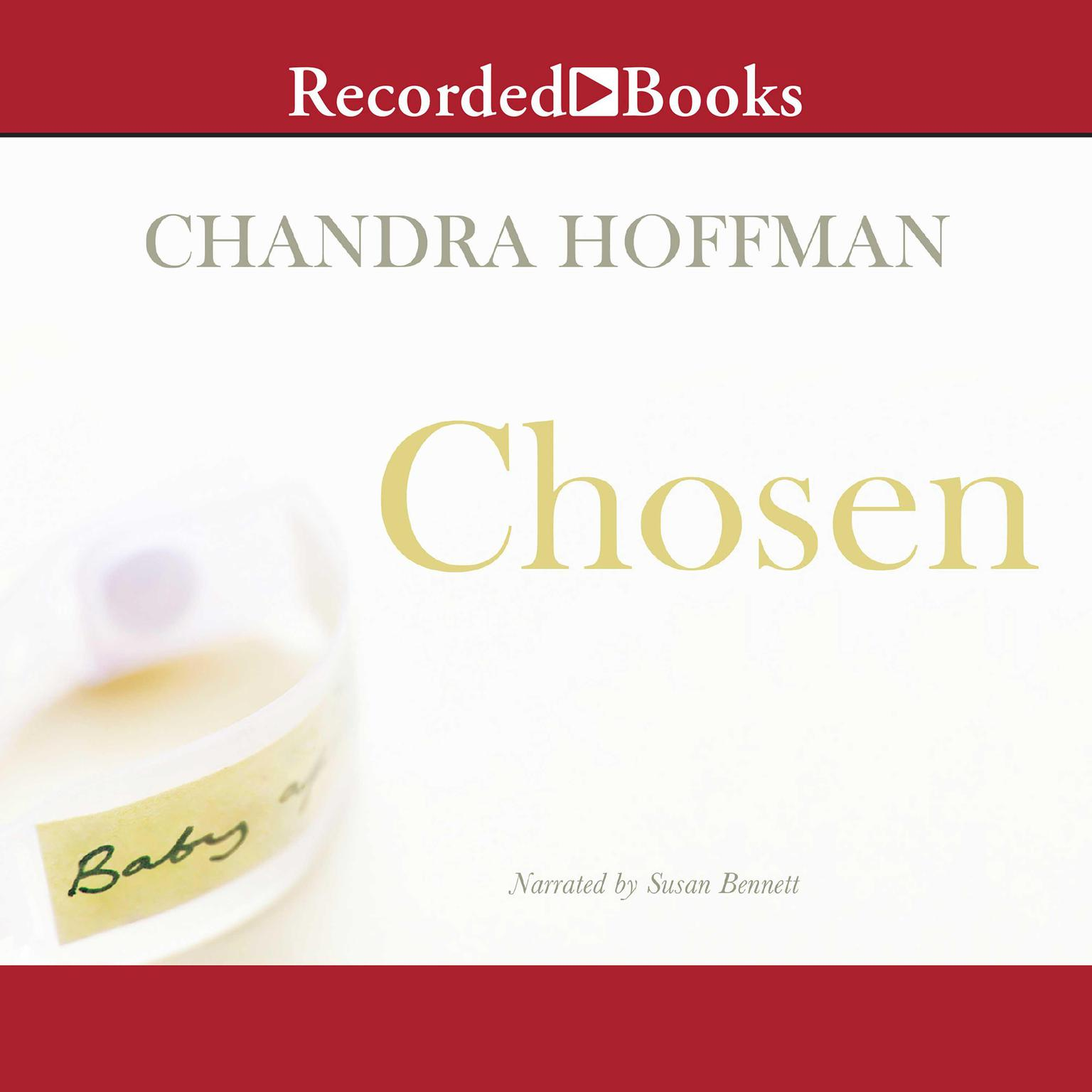 Printable Chosen Audiobook Cover Art