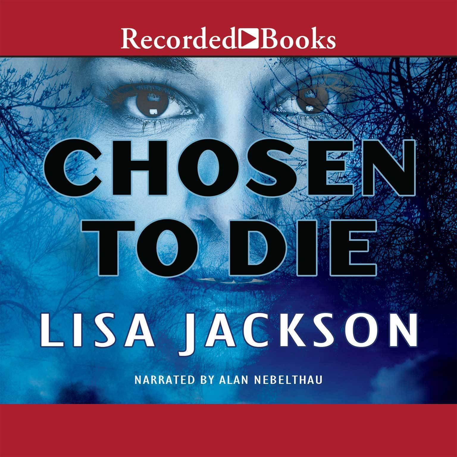 Printable Chosen to Die Audiobook Cover Art