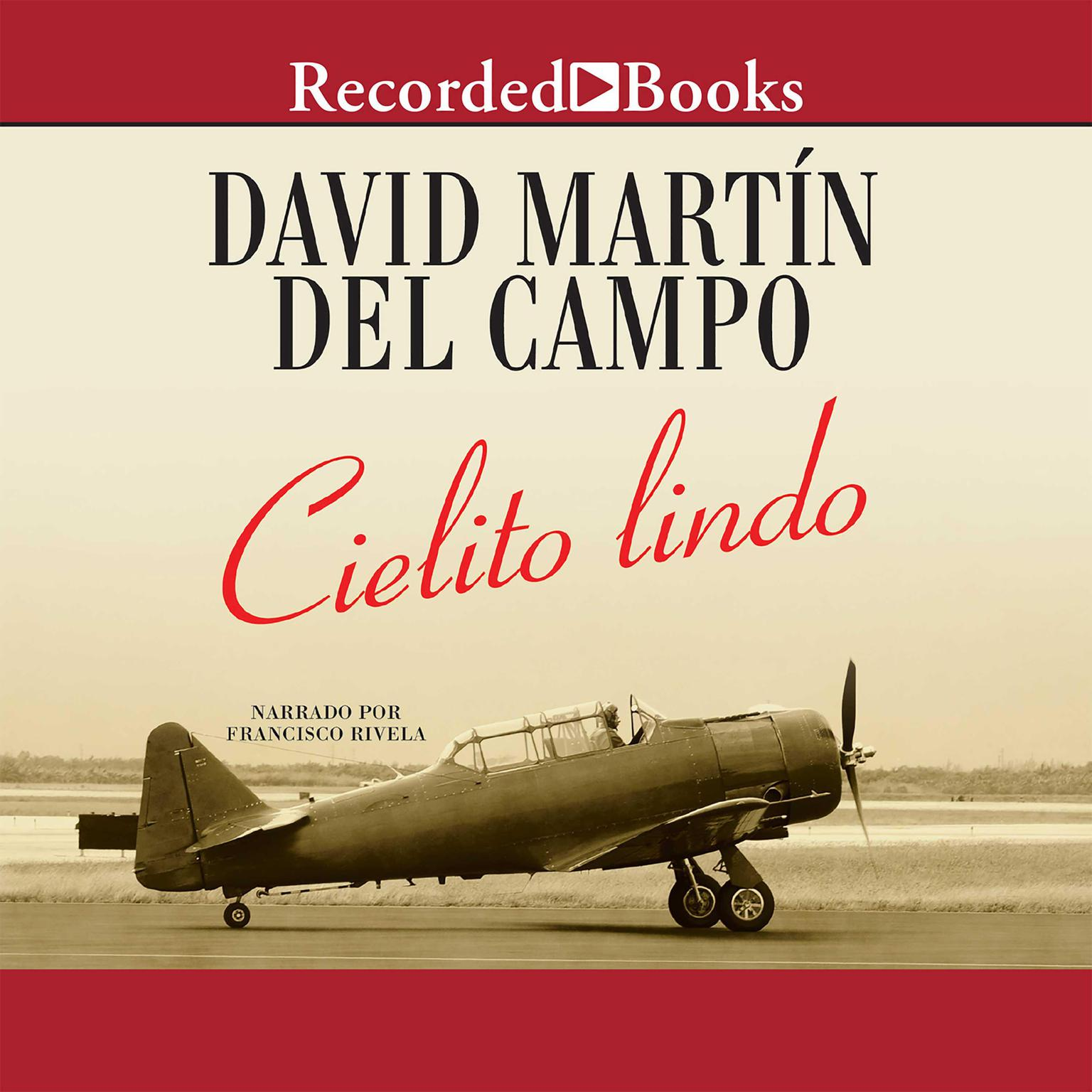 Printable Cielito Lindo Audiobook Cover Art