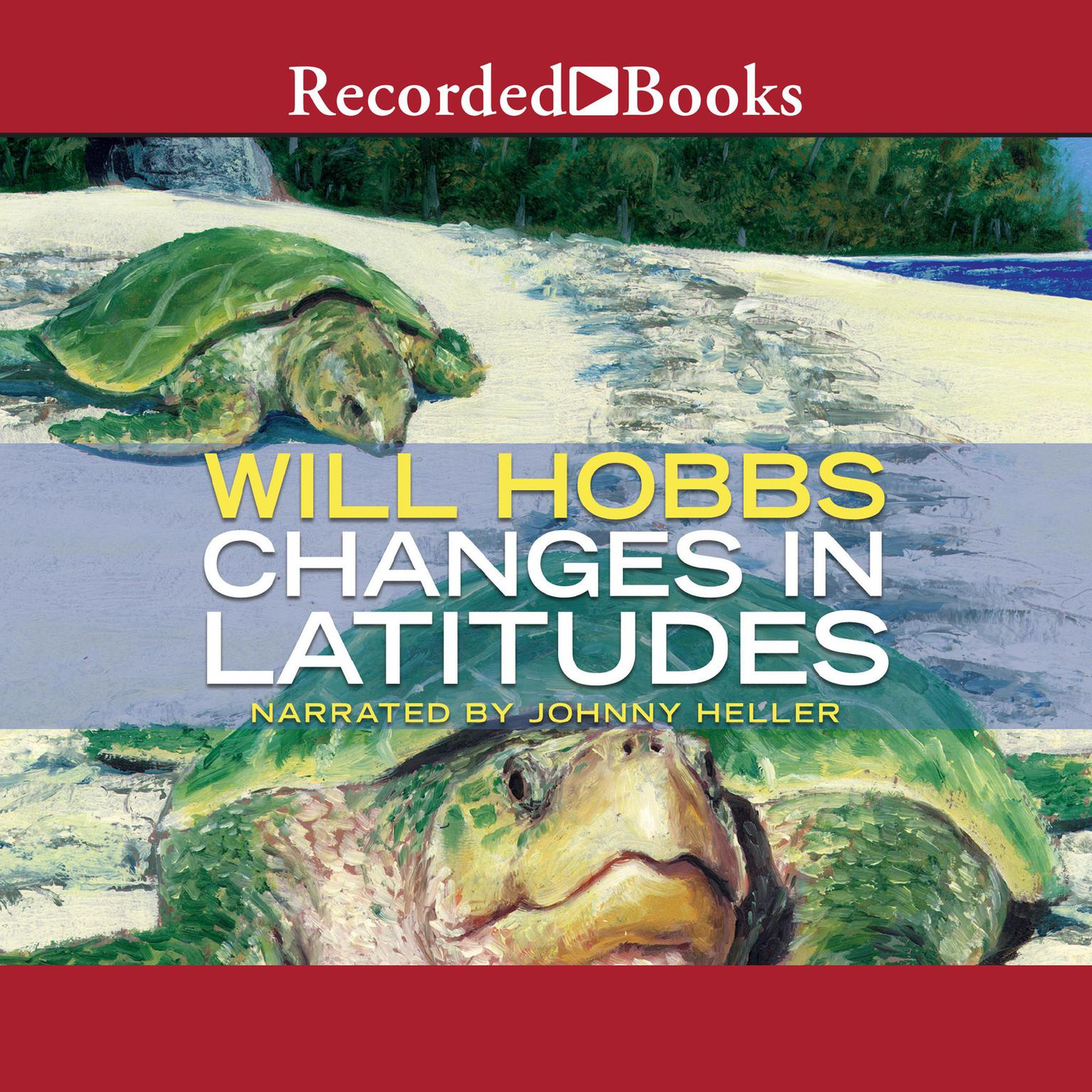 Printable Changes in Latitudes Audiobook Cover Art