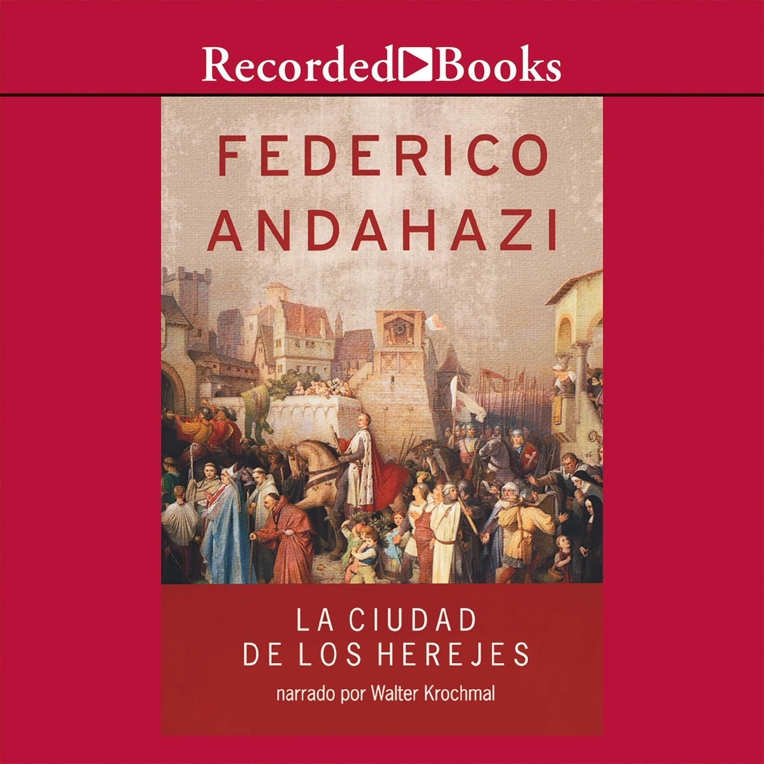 Printable La ciudad de los herejes Audiobook Cover Art
