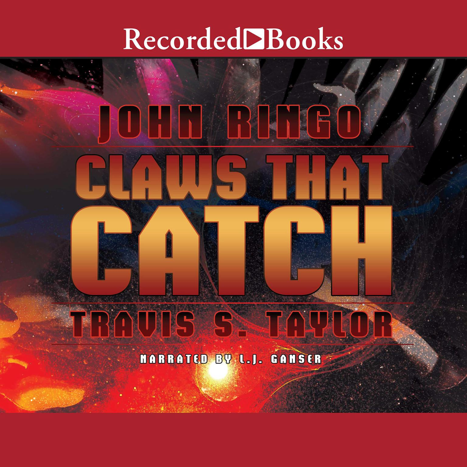 Printable Claws That Catch Audiobook Cover Art