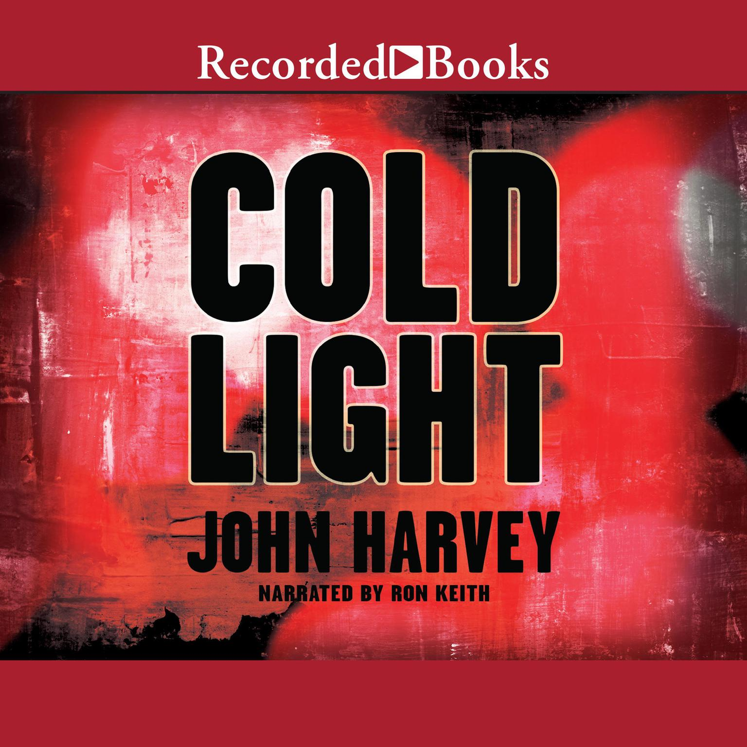 Printable Cold Light Audiobook Cover Art
