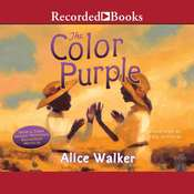 The Color Purple Audiobook, by Alice Walker