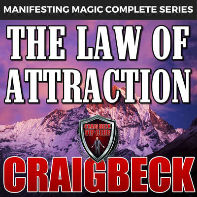 The Law of Attraction: The Secret to Manifesting Magic, Money and Love Audiobook, by Craig Beck