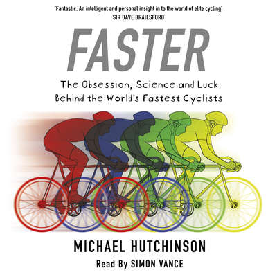 Faster Audiobook, by Michael Hutchinson